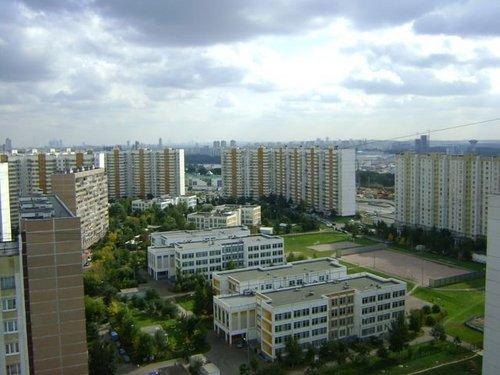 "Квартира в ЖК  ""Митинский парк "" в новом монолитном доме.  Без отделки."
